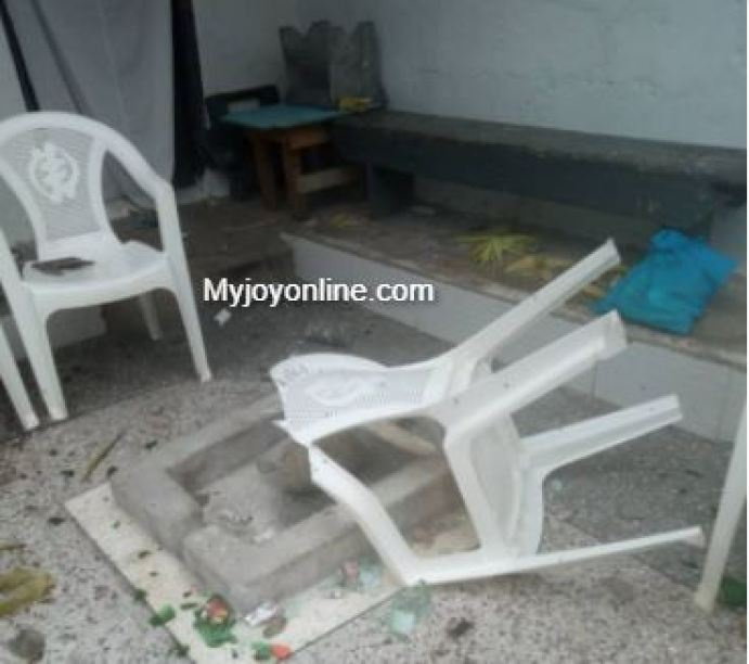 Teshie Wulomo, 2 others injured after gunmen fire shots during pre-Homowo rituals