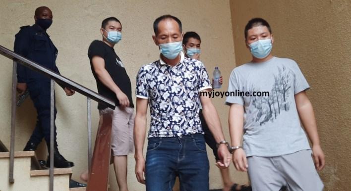 Obuasi Chinese immigrant www.myjoyonline.com