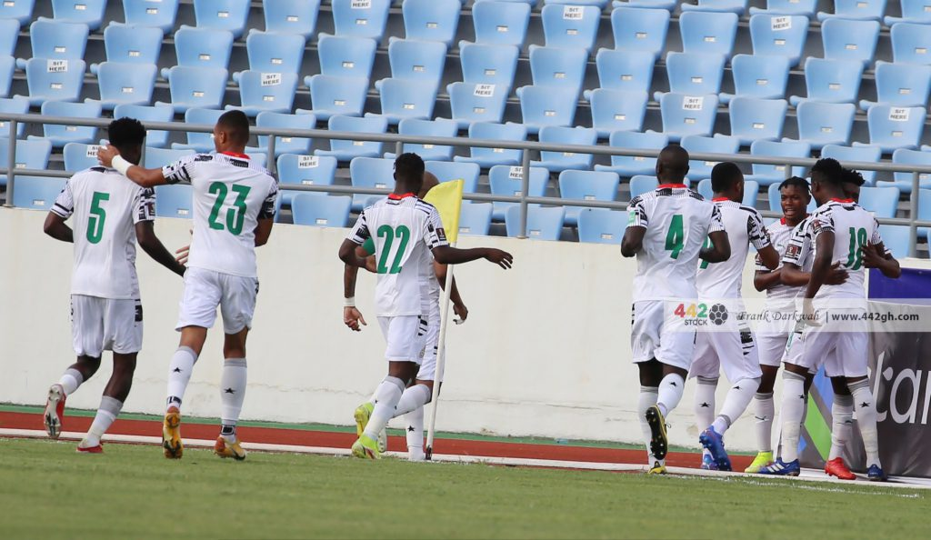2022 World Cup Qualifiers: Ghana go top after Partey scores winner against Zimbabwe