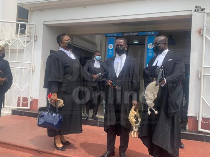 Justice Honyenuga was just waiting to sentence Opuni - Lawyer tells SC