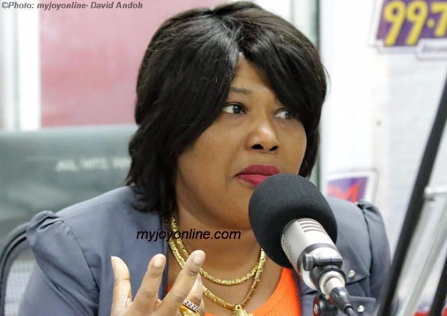 Kabila Loses Secretarial Position To Nana Yaa Jantuah. 10