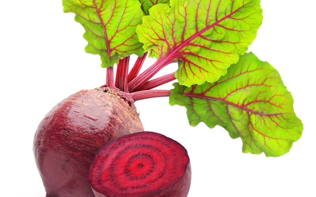 Raw Beets for Health and Detox
