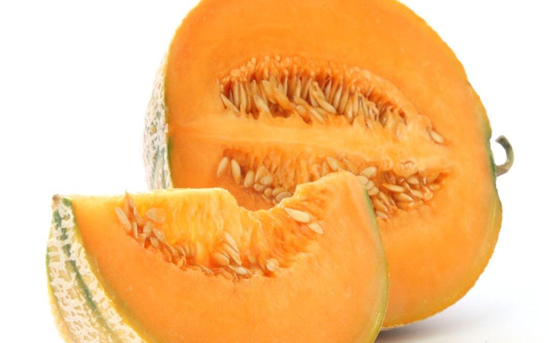 Cantaloupe Smoothie Love