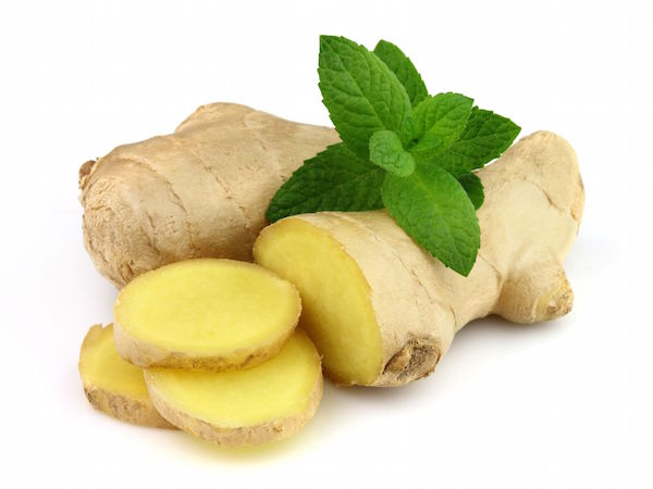 Juicing Ginger Root