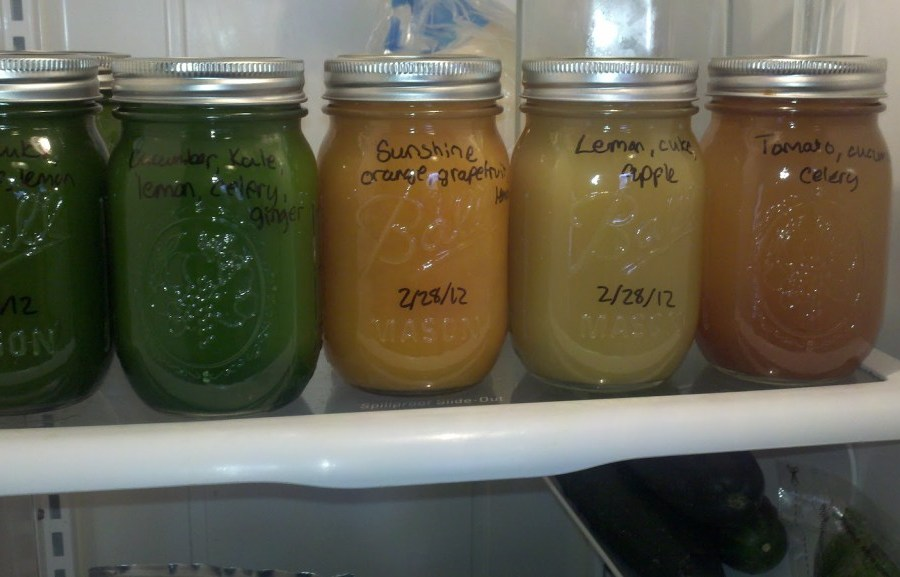 How to Store Your Fresh Juice