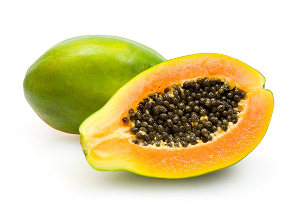 papaya reduce inflammation