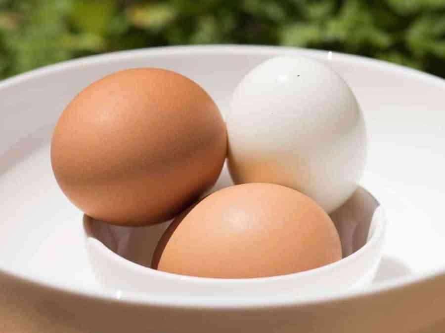 Boiled Eggs Keto Snacks