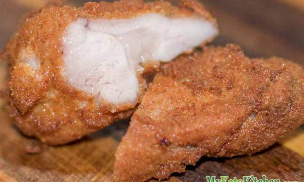 "Keto Southern Fried Chicken – A Delicious and ""JUICY"" lchf Ketogenic Meal"
