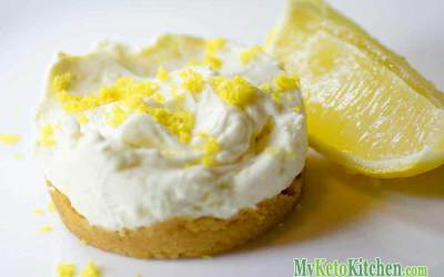 Low Carb Cheesecake for a Ketogenic Diet