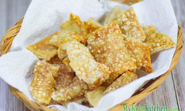 Keto Pork Rind Recipe – Crackling Snack with ZERO Carbs