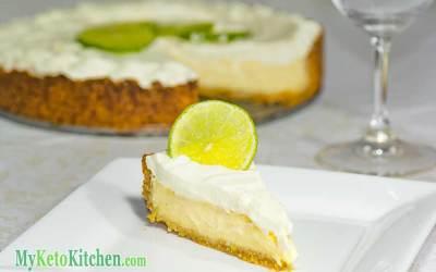 Low Carb Key Lime Pie – Step by Step Recipe