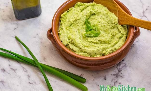 Low Carb Ketogenic Broccoli Mash