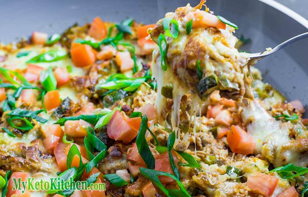Low Carb Casserole – Mexican One Pot