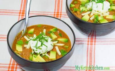 Keto Taco Soup Recipe – Delicious Low Carb Mexican Cuisine
