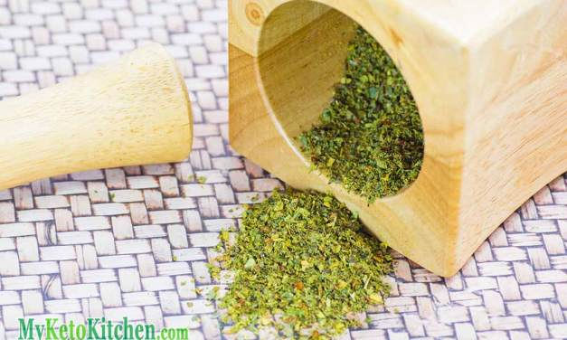 Delicious Simple Italian Herb & Spice Blend