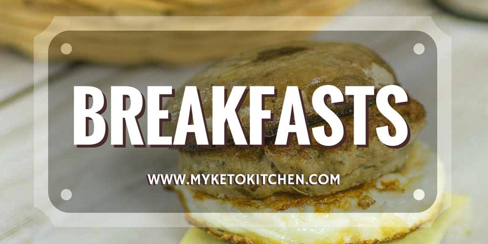 breakfast keto recipes