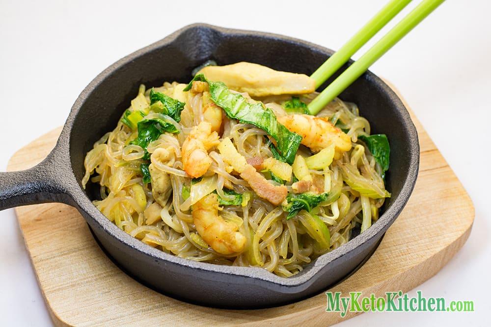 Keto noodles recipe low carb combination singapore noodle stir fry combination singapore keto noodles stir fry forumfinder Gallery