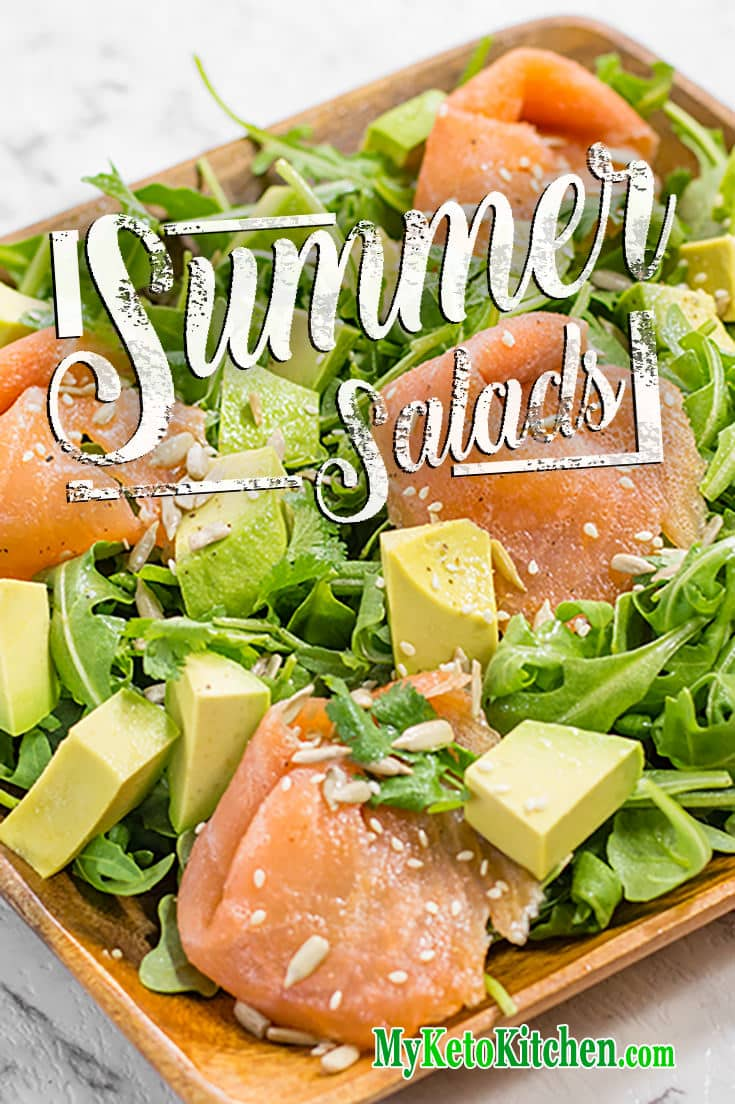 Summer Salads Collection