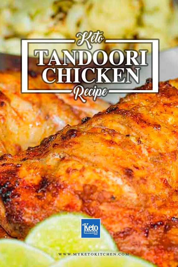 Keto Tandoori Chicken Recipe