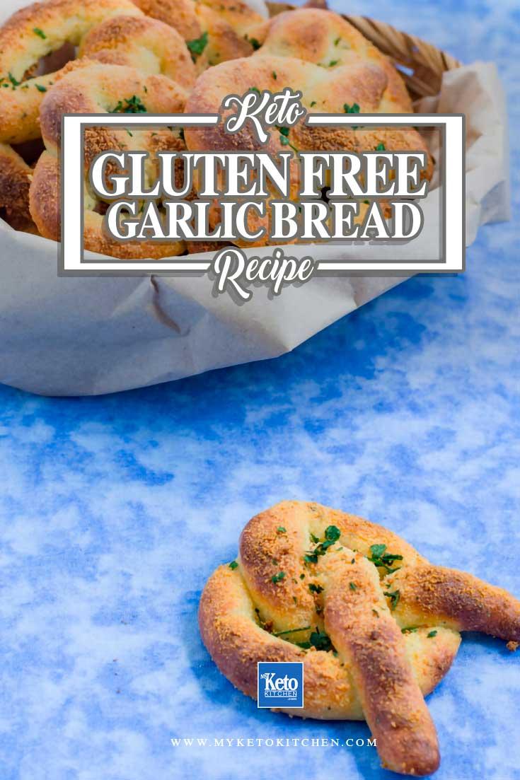 gluten free garlic bread recipe