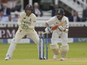 England vs India 2nd Test: Ajinkya Rahane disappoints at Lord's as he gets dismissed for 1 in first innings
