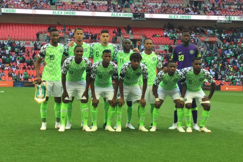 Image result for Nigeria team