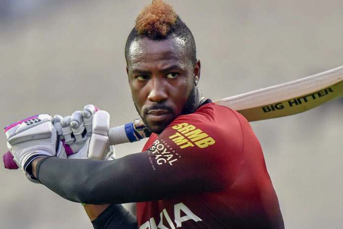 CPL 2020: Andre 'Danger Russ' Russell is ready to torment opposition for  Jamaica Tallawahs - myKhel