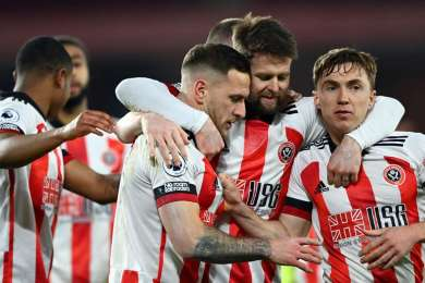 Sheffield United end Premier League's longest winless start with victory over Newcastle United