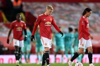 Bruno Fernandes: If I was in Van de Beek's position, I would not be happy