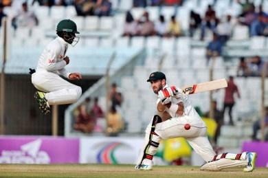 I don't think I stand anywhere near to it – Glenn Maxwell on Test comeback