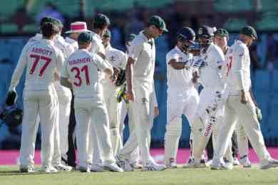 India vs Australia 3rd Test: Pujara, Pant, Ashwin, Vihari shine as visitors earn epic draw in Sydney