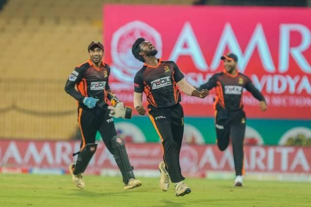 TNPL 2021: Trichy Warriors vs Tiruppur Tamizhans: All-round Trichy win; All match awards