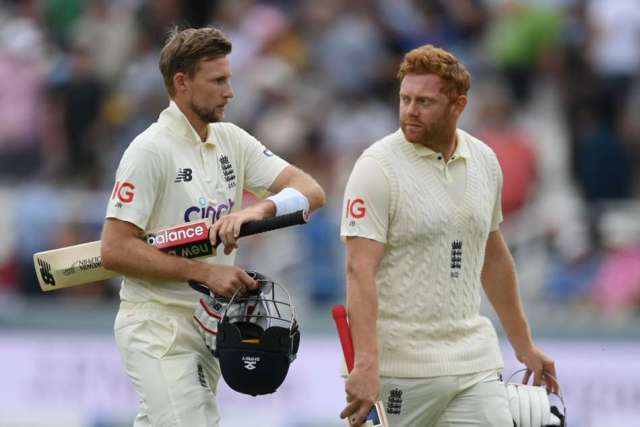 England will have 'fire in the belly' for day four – Bairstow