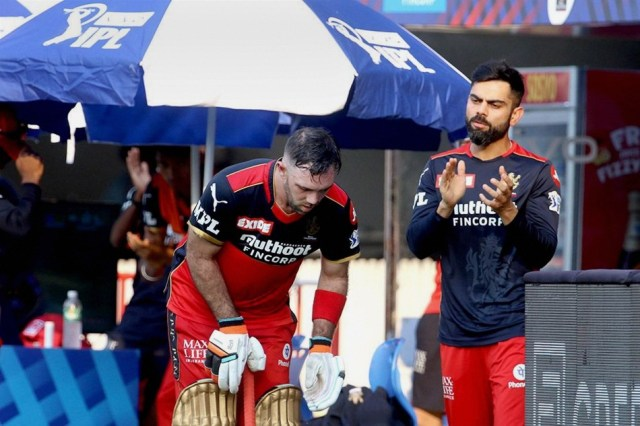 IPL 2021: Parthiv Patel lauds RCB for letting Glenn Maxwell play with freedom