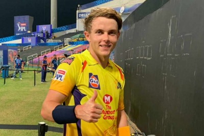Chennai Super Kings vs Rajasthan Royals: Sam Curran, Tom Curran and story  of sibling rivalry - myKhel