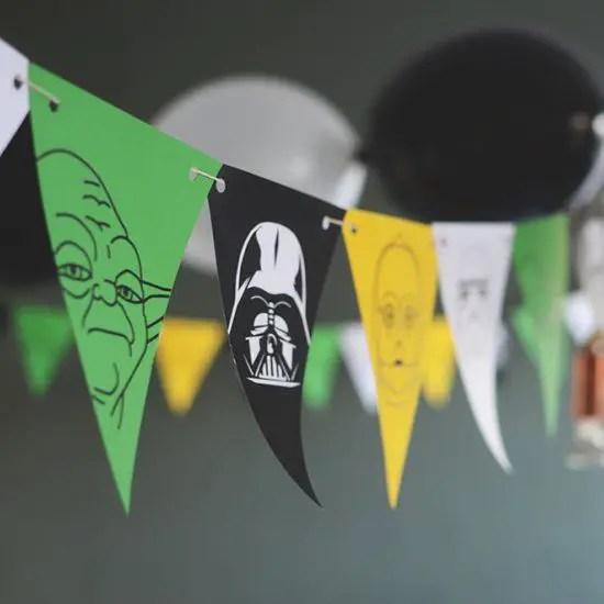 10 Superstellar Star Wars Birthday Party Ideas