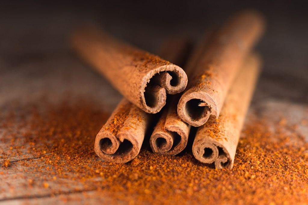 My kind of Zen - Cinnamon