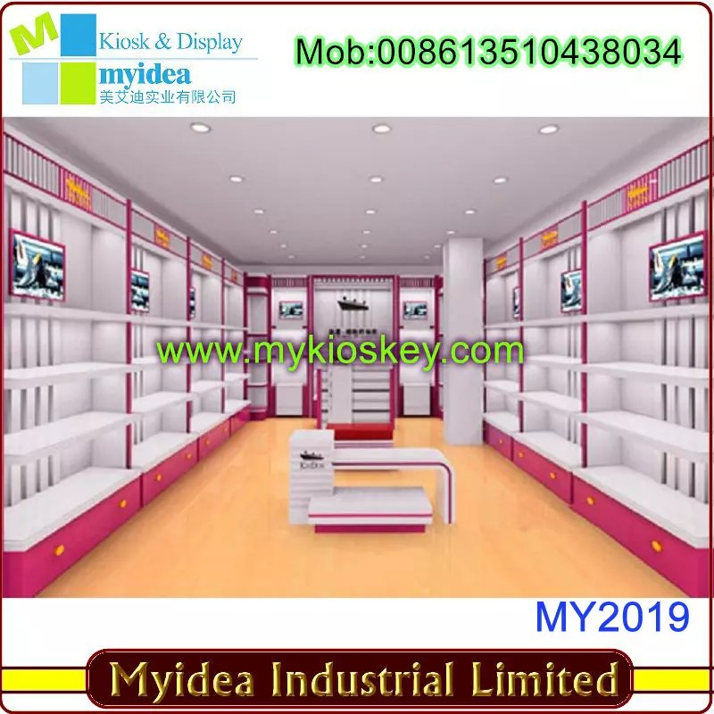 Top End Shoes Store Display Furniture Clothes Shop