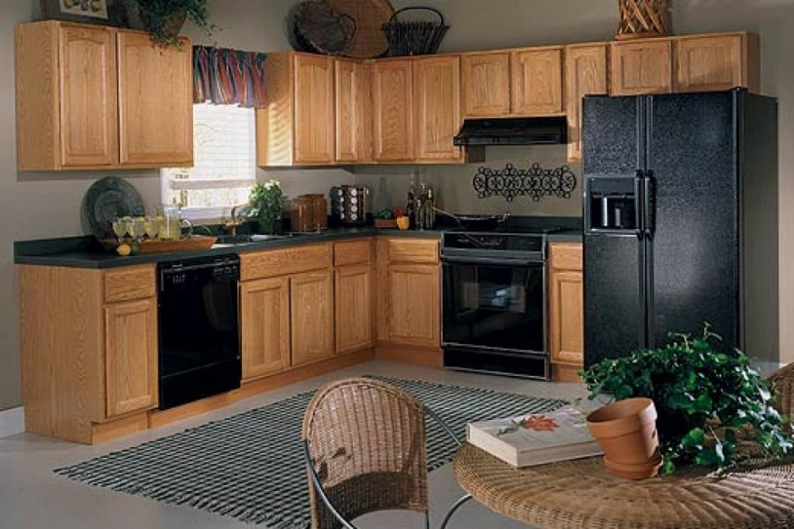 Kitchen colors pictures