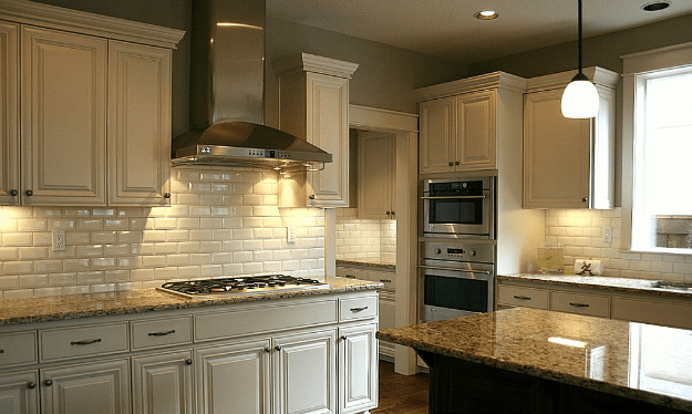 How Much Have Kitchen Cabinets Professionally Painted
