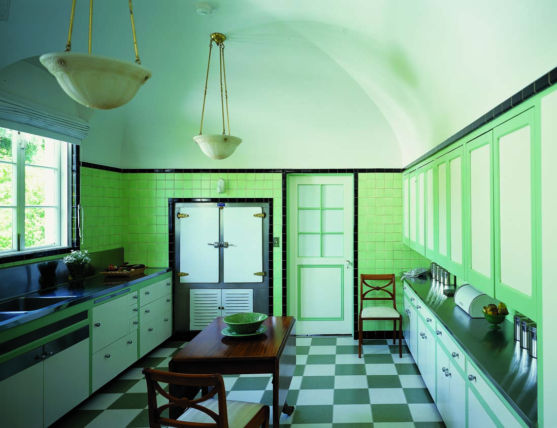 Adorable Throwback 1930s Kitchen Design Ideas With