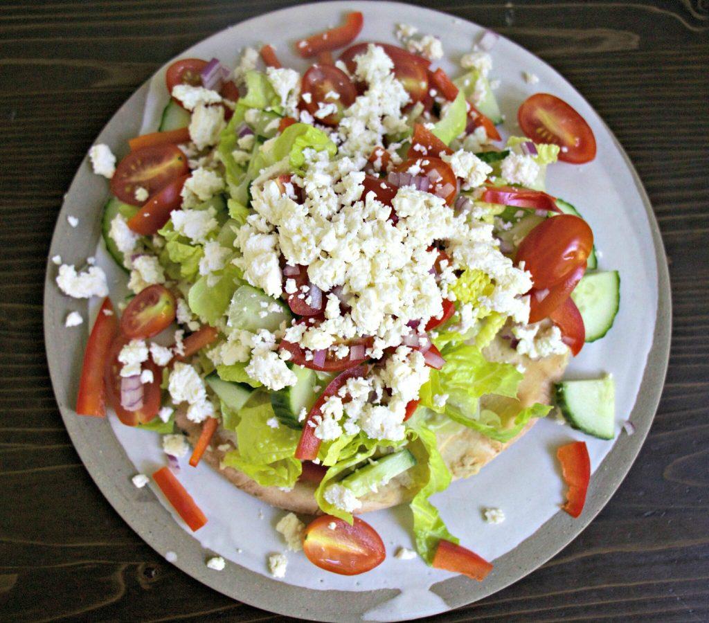 """Pita """"Salad"""""""