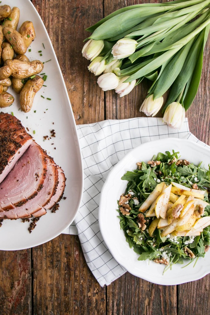 Easter Ham Meal | My Kitchen Love