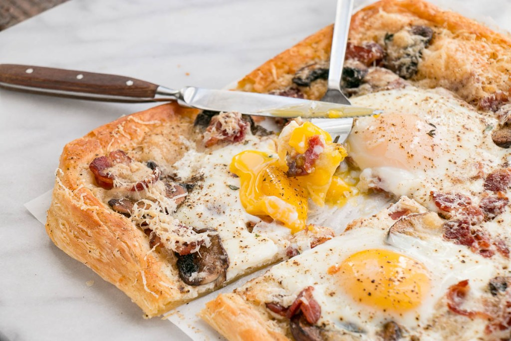 Slab Breakfast Pie | My Kitchen Love