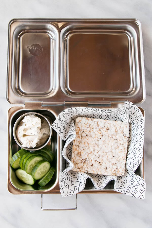 Back to School Snacks - Pumpkin Loaf