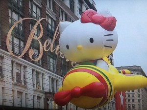 Hello Kitty Thanksgiving 2014