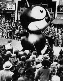 Macy's Thanksgiving parade, 1927
