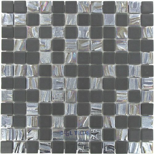moon recycled glass tile in falling star vidrepur