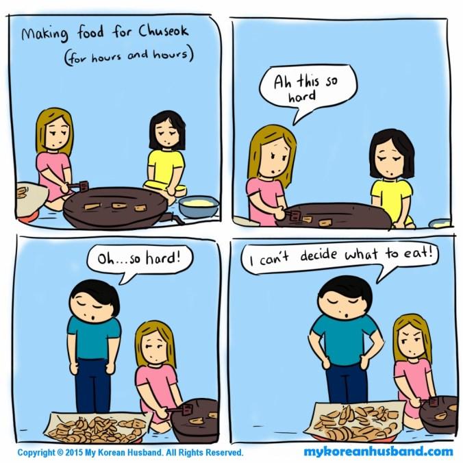 Chuseok Food