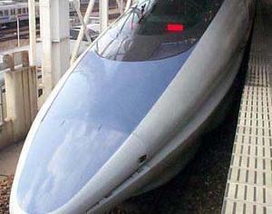 Oh! Newer Shinkansen, Shiny
